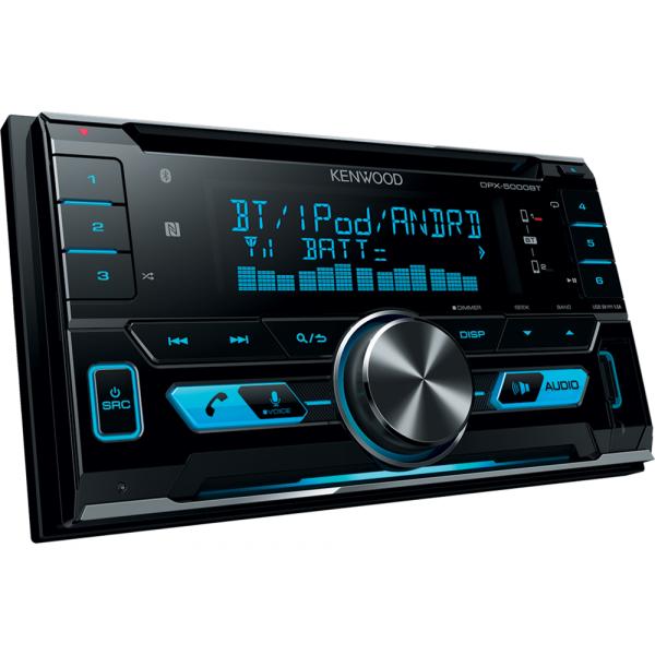 Kenwood DPX-5000BT 2DIN Autórádió Bluetooth