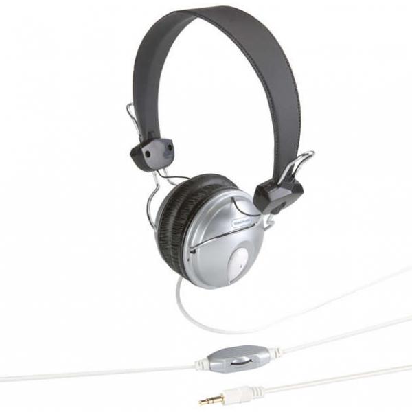 Bandridge SHS520 Fejhallgató hangerőszabályzóval 045a8cba11