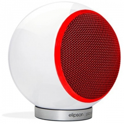 PLANET M IACQUERED WHITE RED Lifestyle hangsugárzó
